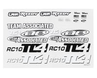 Image 1 for Team Associated TC4 Decal Sheet