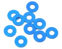 Team Associated 7.8x0.5mm Aluminum Bulkhead Washer (Blue) (10) | relatedproducts