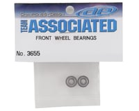 """Image 2 for Team Associated 1/8x5/16x9/64"""" Flanged Front Ball Bearings (2)"""
