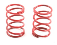 Team Associated Apex Sedan Shock Spring Set (Red - 22lb) (2)