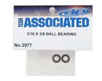 """Image 2 for Team Associated 3/16 x 3/8"""" Rubber Sealed Bearings (2)"""