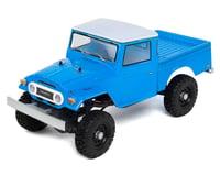 Image 1 for Team Associated CR12 Toyota FJ45 Truck RTR 1/12 4WD Rock Crawler (Blue)