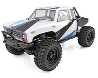 Team Associated CR12 Tioga Trail Truck RTR 1/12 4WD Rock Crawler (White/Blue)