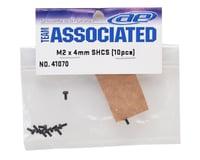 Image 2 for Team Associated 2x4mm Cap Head Hex Screw (10)
