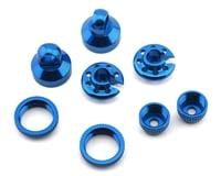 Element RC Enduro Aluminum Shock Parts (Blue)