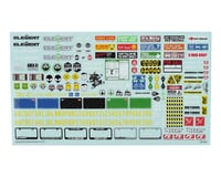 Element RC Enduro Scale Decal Sheet