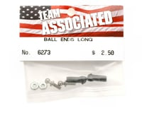 Image 2 for Team Associated Ball Joint Male 4-40 Long Steel