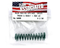 Image 2 for Team Associated Rear Buggy & Truck Shock Spring 1.90lb (Green) (2)