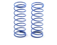 Team Associated RC10 Worlds Front Buggy Shock Spring Set (Blue - 4.20 lbs) (2)