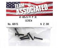 "Image 2 for Team Associated 4-40 x 5/8"" Flat Head Screw (6)"