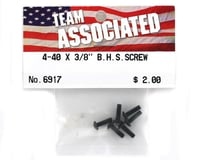 "Image 2 for Team Associated 4-40 x 3/8"" Button Head Screw (6)"