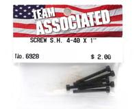 "Image 2 for Team Associated 4-40 x 1"" Cap Head Screw (6)"