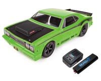 Team Associated DR10 RTR Brushless Drag Race Car Combo (Green)