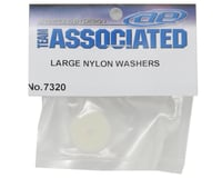 Image 2 for Team Associated Large Nylon Body Mount Washer Set (4) (RC10T, GT, T2/3, TC4)