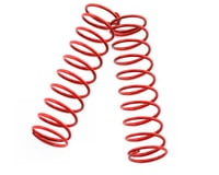 Team Associated Front Truck Shock Spring 3.90lb (Red) (2)