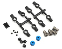 Team Associated RC8B3.1e Anti-Roll Bar Drop Link & Collet Set