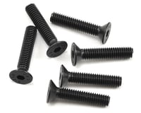 Team Associated 4x20mm Flat Head Hex Screw (6) | relatedproducts