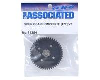 Image 2 for Team Associated Composite RC8T3e/RC8B3e V2 Spur Gear (47T)