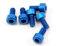 Team Associated Factory Team Aluminum 3x6mm Cap Head Screw (6)