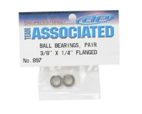 """Image 2 for Team Associated 1/4 x 3/8"""" Flanged Ball Bearing (2)"""