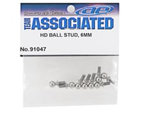 Image 2 for Team Associated 6mm Heavy Duty Ballstud Set (8)