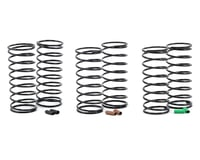 Team Associated RC10 T4 12mm Big Bore Front Shock Spring Kit (3) (Soft)