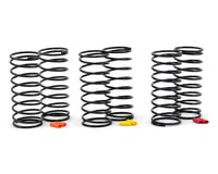 Team Associated RC10 B5M 12mm Big Bore Front Shock Spring Kit (3) (Hard)