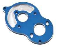 Team Associated B6.1/B6.1D Aluminum Standup Motor Plate (Blue) | alsopurchased