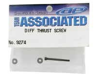 Image 2 for Team Associated Differential Thrust Screw & Washer Set