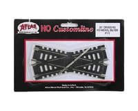 Atlas Railroad HO Code 100 25 Degree Custom Crossing