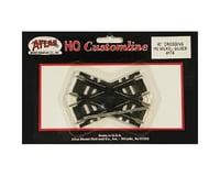 Atlas Railroad HO Code 100 45-Degree Custom Crossing