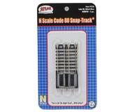 Image 2 for Atlas Railroad N-Gauge Code 80 Snap-Track Bumper (2)