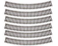 "Atlas Railroad HO-Gauge Code 83 Snap-Track 18"" Radius Curve (6) | relatedproducts"