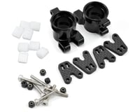 Avid RC Aluminum Rear Hub Set (Team Associated RC8.2e)
