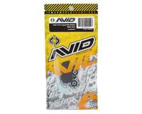 Image 2 for Avid RC Triad 17mm Fine Thread Capped Wheel Nut Set (Black) (4) (M12x1.0)