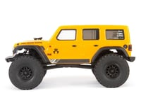 Image 2 for Axial SCX24 2019 Jeep Wrangler JLU CRC 1/24 4WD RTR Scale Mini Crawler (Yellow)