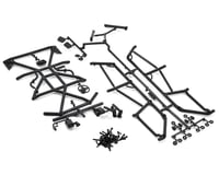 Image 2 for Axial 2012 Jeep Wrangler Unlimited Rubicon Complete Body Set (Clear)