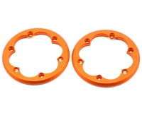 Axial 2.2 VWS Machined Beadlock Ring Set (Orange) (2) | relatedproducts