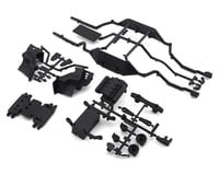 Axial Wraith 1.9 Lower Rail & Skid Plate
