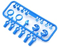 Axial SMT10 10mm Shock Parts Tree 2 (Blue) | relatedproducts