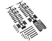 Axial Front Link Set Aluminum: SCX10 II