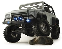 "Image 1 for Axial Dingo Truck Body Only: .040"" Uncut:  Clear"