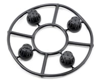 Axial Hub Cover Set (Black) (4) | relatedproducts