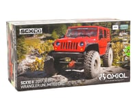 """Image 7 for Axial SCX10 II """"2017 Jeep Wrangler CRC Edition"""" RTR 4WD Rock Crawler"""