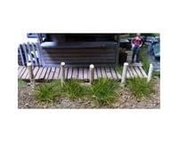 Bachmann 6mm Grass Tufts, Medium Green (100)