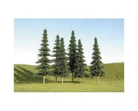 """Bachmann Scenescapes Spruce Trees (24) (5-6"""")"""