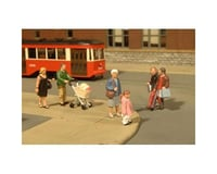 Bachmann SceneScapes Strolling Figures (HO Scale)
