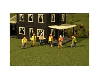 Bachmann SceneScapes Civil Engineers (6) (HO Scale)