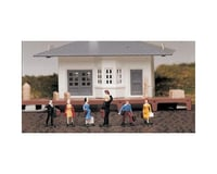 Bachmann Waiting Passengers (HO Scale)