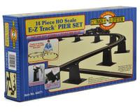 Image 2 for Bachmann E-Z Track Graduated Pier Set (14) (HO Scale)